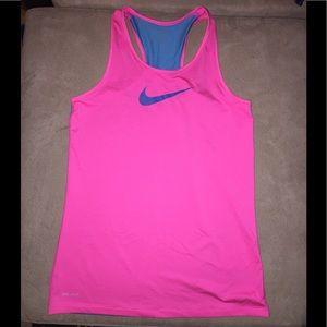 Nike girls tank top